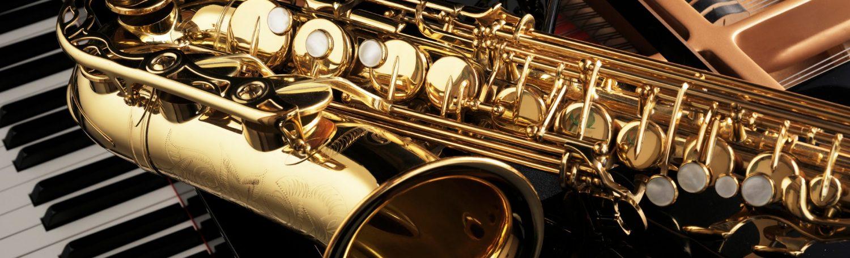 Fortepijono ir saksofono muzika renginiams